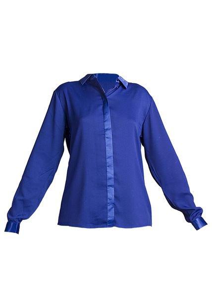 Trajes De Baño Azul Rey:Camisa ESPRIT Azul Rey – Compra Ahora