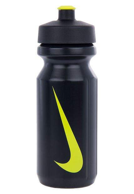 Baño Fluorescente Ninos:Caramañola Negro-Verde Fluorescente Nike 22 Oz – Compra Ahora